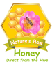 Natures Raw Honey Logo
